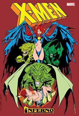X-Men: Inferno Omnibus Cover Image
