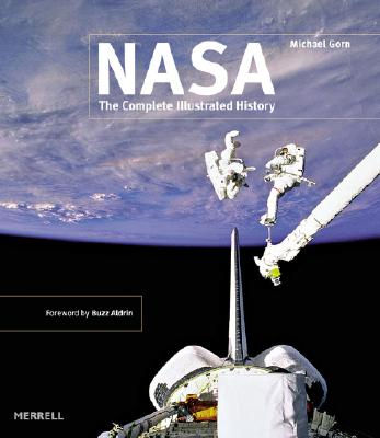 NASA: The Complete Illustrated History Cover Image