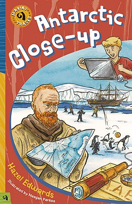 Antarctic Close-up (Making Tracks) Cover Image