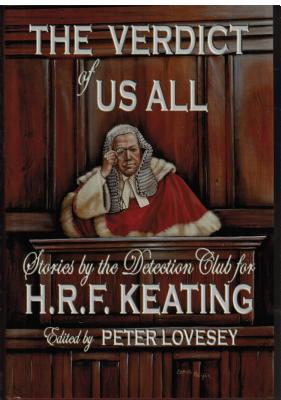 The Verdict of Us All Cover