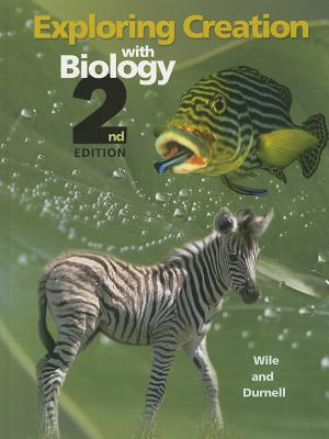 Exploring Creation with Biology Cover Image