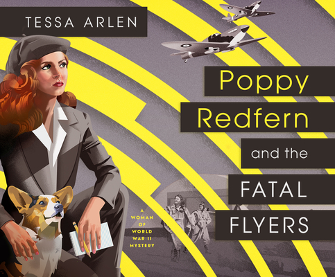 Poppy Redfern and the Fatal Flyers Cover Image