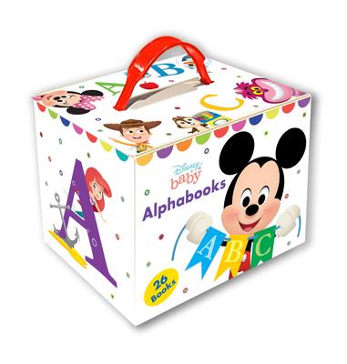Disney Baby Alphabooks Cover Image