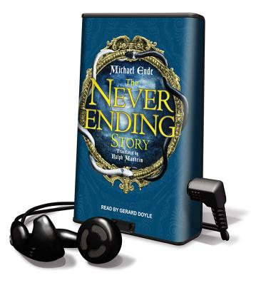 The Neverending Story (Playaway Children) Cover Image