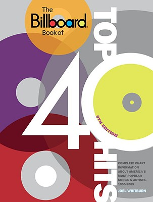 The Billboard Book of Top 40 Hits Cover