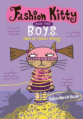 Fashion Kitty and the B.O.Y.S. Cover