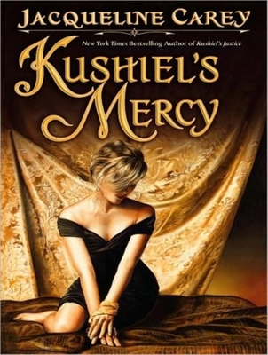 Cover for Kushiel's Mercy