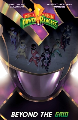 Mighty Morphin Power Rangers: Beyond the Grid Cover Image
