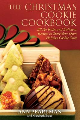 The Christmas Cookie Cookbook Cover