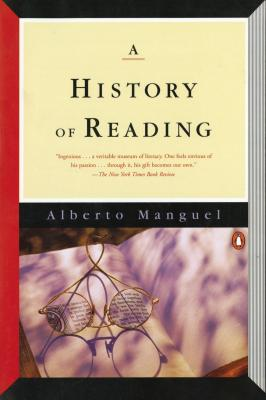 Cover for The History of Reading