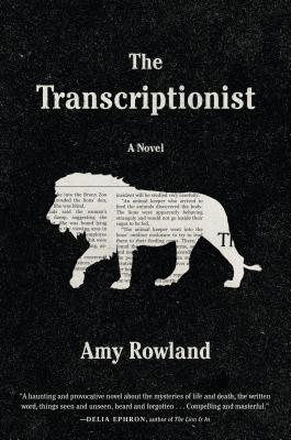 The Transcriptionist: A Novel Cover Image