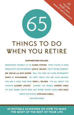 65 Things to Do When You Retire Cover
