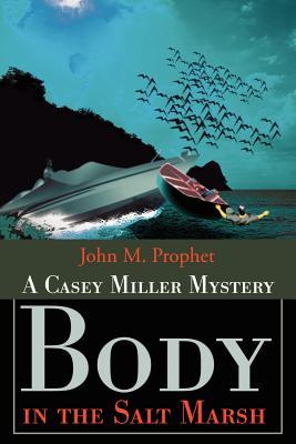 Cover for Body in the Salt Marsh