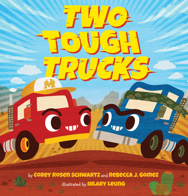Cover for Two Tough Trucks