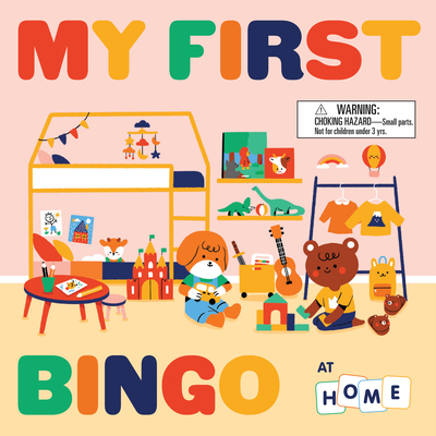 My First Bingo: Home Cover Image