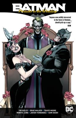 Batman: Preludes to the Wedding Cover Image