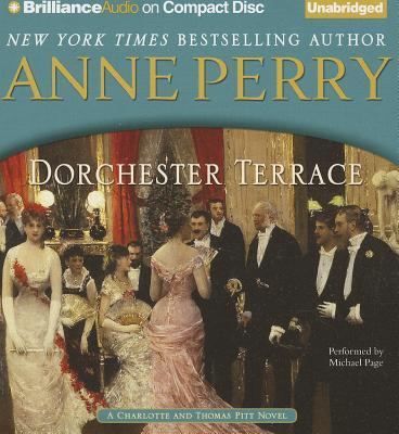 Dorchester Terrace (Charlotte and Thomas Pitt Novels) Cover Image