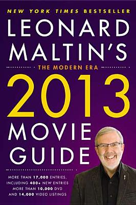 Leonard Maltin's Movie Guide Cover
