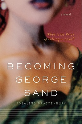 Becoming George Sand Cover