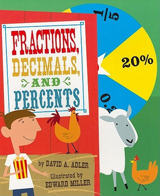 Fractions, Decimals, and Percents Cover Image