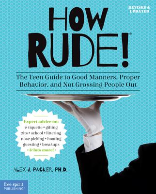 Cover for How Rude!