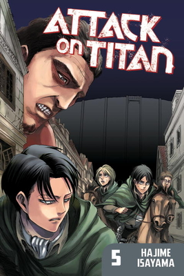 Attack on Titan 5 cover image