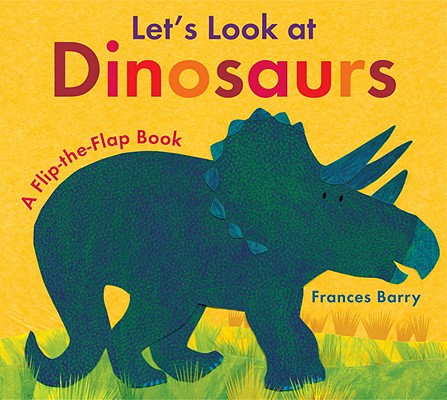 Let's Look at Dinosaurs Cover