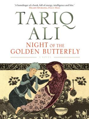 Cover for Night of the Golden Butterfly