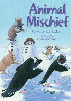 Animal Mischief Cover