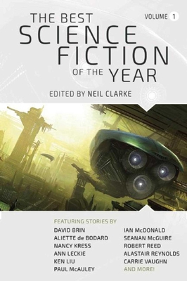 The Best Science Fiction of the Year, Volume One Cover