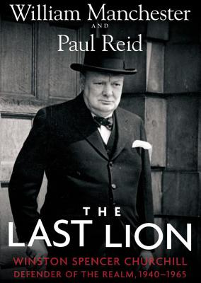 The Last Lion Cover