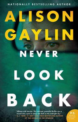 Nunca mires atrás: una nueva imagen de portada