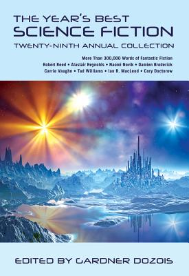 The Year's Best Science Fiction: Twenty-Ninth Annual Collection Cover Image