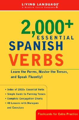 2000+ Essential Spanish Verbs Cover