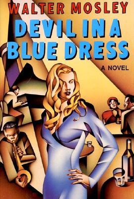 Devil in a Blue Dress: A Novel Cover Image