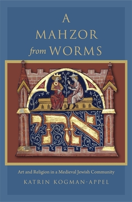 Cover for A Mahzor from Worms