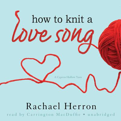 How to Knit a Love Song Cover