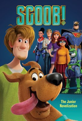 SCOOB! Junior Novelization (Scooby-Doo) Cover Image