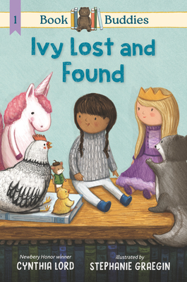 Book Buddies: Ivy Lost and Found Cover Image