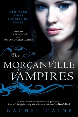 The Morganville Vampires, Volume 1 Cover