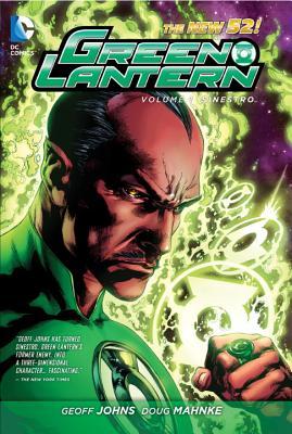 Green Lantern, Volume 1 Cover