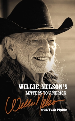 Willie Nelson's Letters to America Cover Image