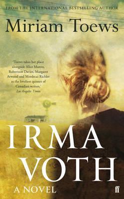 Irma Voth Cover