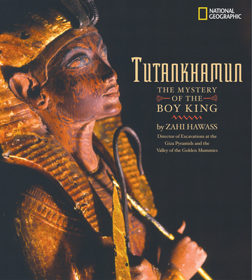 Tutankhamun: The Mystery of the Boy King Cover Image