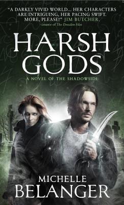 Harsh Gods (Shadowside #2) Cover Image