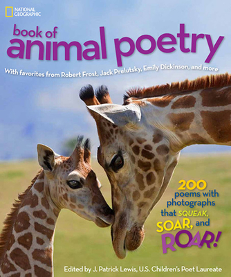 National Geographic Book of Animal Poetry Cover