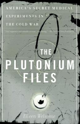 The Plutonium Files Cover
