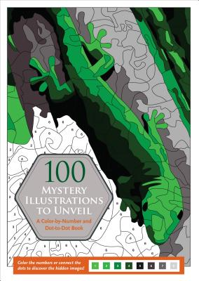 100 Mystery Illustr to Unveil Cover Image