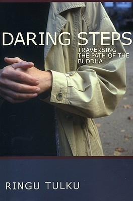 Daring Steps: Traversing The Path Of The Buddha Cover Image