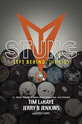 Stung (Left Behind: The Kids Collection #5) Cover Image